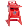 Where to rent BABY HIGH CHAIR W  TRAY PLASTIC in Millville DE